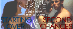 Second Chances Series Blog Tour Banner